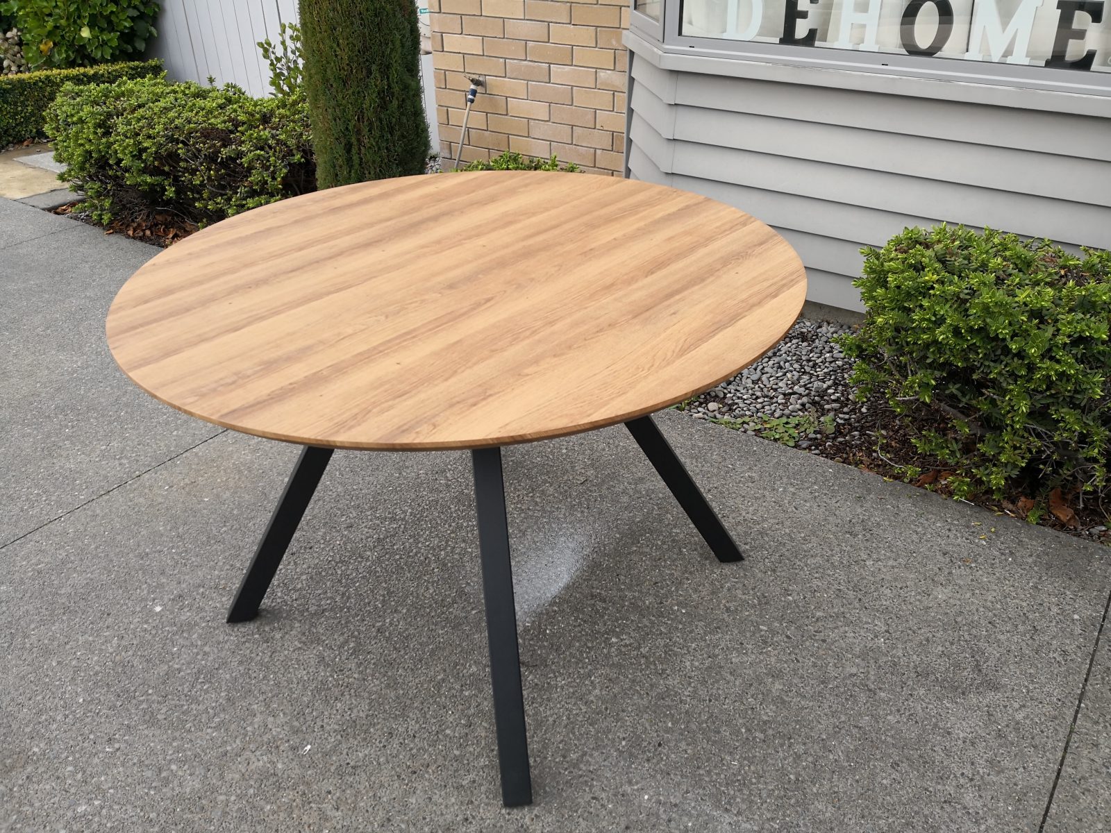Picture of: Roma 1200mm Round Dining Table Dehome Furniture